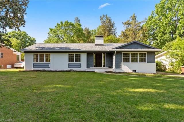 545 Woodvale Drive, Greensboro, NC 27410 (MLS #975729) :: Berkshire Hathaway HomeServices Carolinas Realty