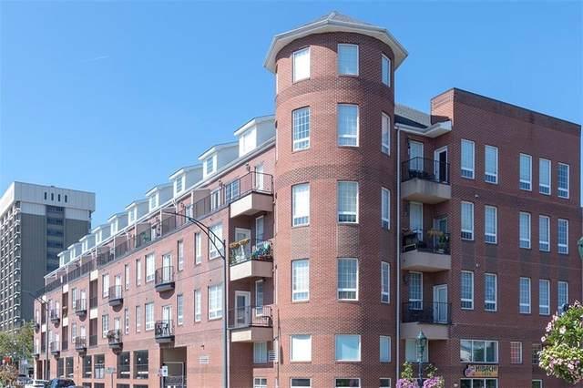 360 S Elm Street #102, Greensboro, NC 27401 (MLS #975748) :: Berkshire Hathaway HomeServices Carolinas Realty