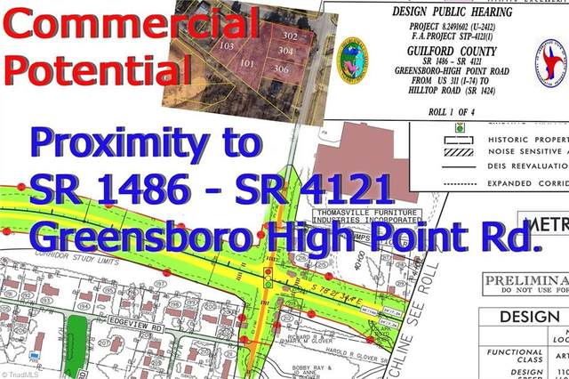 101 Kearns Street, Jamestown, NC 27282 (MLS #975808) :: Berkshire Hathaway HomeServices Carolinas Realty