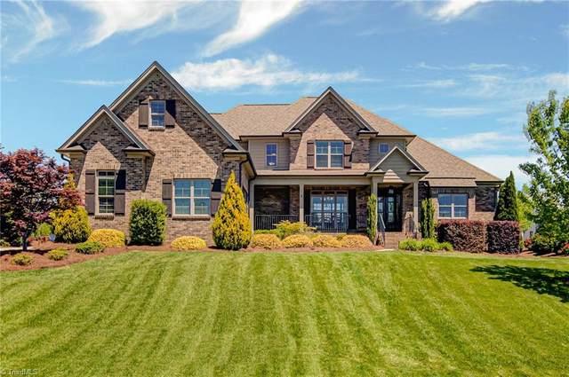 859 Osprey Ridge Road, Winston Salem, NC 27106 (MLS #975894) :: Berkshire Hathaway HomeServices Carolinas Realty