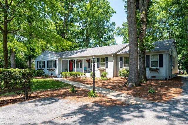 1209 Westridge Road, Greensboro, NC 27410 (MLS #975949) :: Team Nicholson