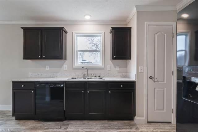 1863 Cc Camp Road, Elkin, NC 28621 (MLS #976032) :: Ward & Ward Properties, LLC