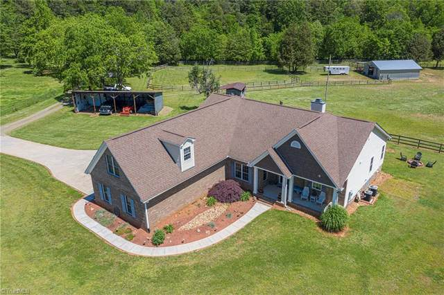 273 Indian Hills Road, Advance, NC 27006 (MLS #976180) :: Berkshire Hathaway HomeServices Carolinas Realty