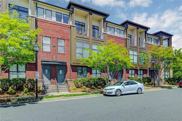 811 Holly Avenue, Winston Salem, NC 27101 (MLS #976278) :: Ward & Ward Properties, LLC