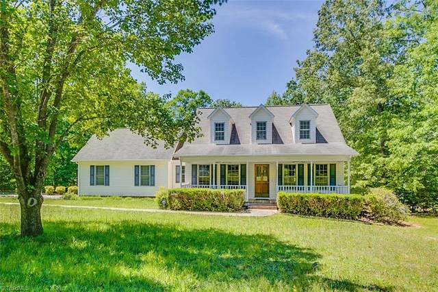 290 Hunt Master Trail, Asheboro, NC 27205 (MLS #976294) :: Ward & Ward Properties, LLC