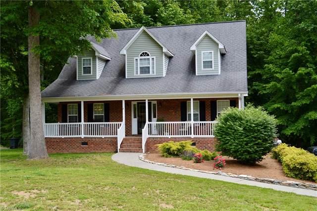 159 Hemingway Court, Advance, NC 27006 (MLS #976310) :: Berkshire Hathaway HomeServices Carolinas Realty