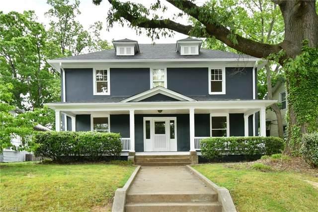 1264 W 4th Street, Winston Salem, NC 27101 (MLS #976318) :: Berkshire Hathaway HomeServices Carolinas Realty
