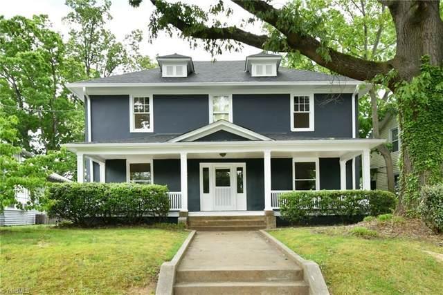 1264 W 4Th Street, Winston Salem, NC 27101 (MLS #976342) :: Berkshire Hathaway HomeServices Carolinas Realty