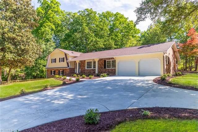 4420 Greenmeadow Lakes Circle, Winston Salem, NC 27106 (MLS #976352) :: Ward & Ward Properties, LLC