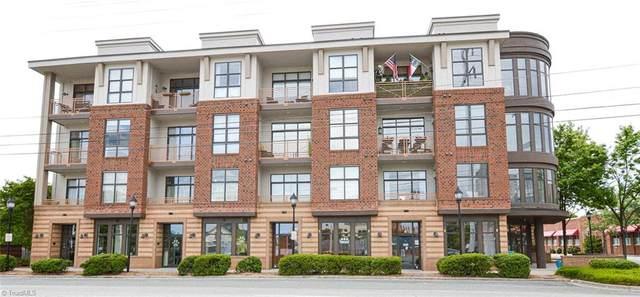 810 W 4th Street, Winston Salem, NC 27101 (MLS #976379) :: Ward & Ward Properties, LLC