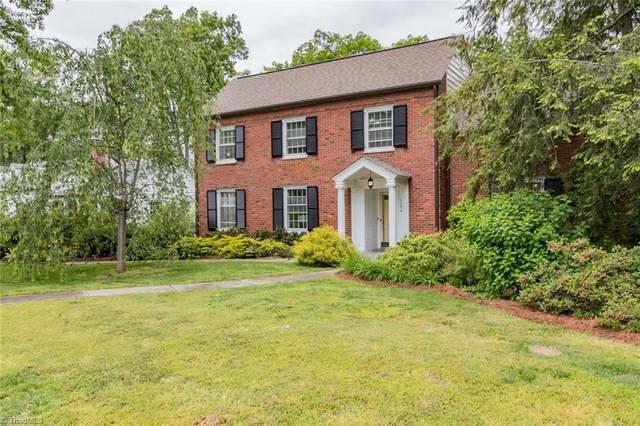 1104 Forest Hill Drive, High Point, NC 27262 (MLS #976405) :: Ward & Ward Properties, LLC
