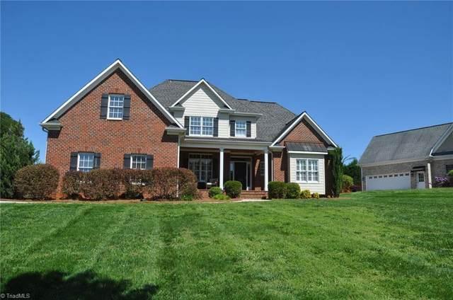 7025 Glenhaven Ridge Drive, Clemmons, NC 27012 (MLS #976420) :: Team Nicholson