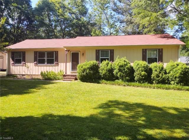 4505 Rosemary Drive, Greensboro, NC 27406 (MLS #976436) :: Lewis & Clark, Realtors®
