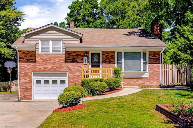3810 Beverly Hills Drive, High Point, NC 27265 (MLS #976475) :: Berkshire Hathaway HomeServices Carolinas Realty