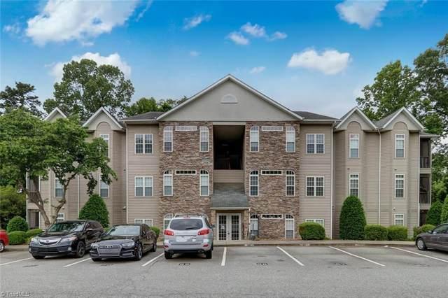 3004 Greystone Point J, Greensboro, NC 27410 (MLS #976549) :: Team Nicholson
