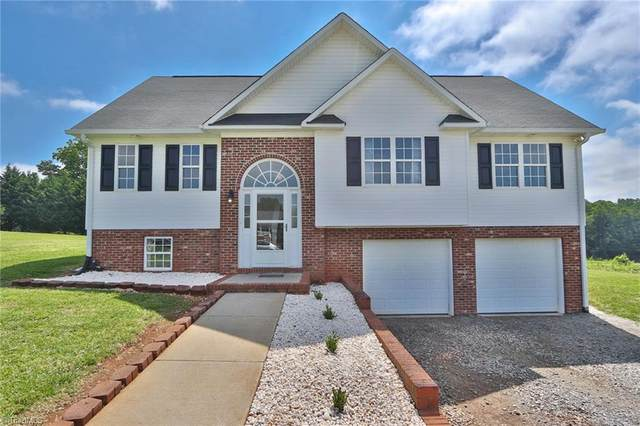 2994 Mabel Trail, Boonville, NC 27011 (MLS #976611) :: Berkshire Hathaway HomeServices Carolinas Realty