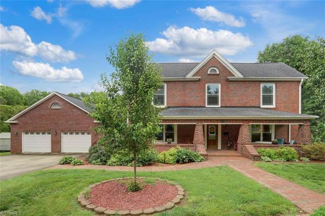 415 W Academy Street, Madison, NC 27025 (MLS #976680) :: Ward & Ward Properties, LLC