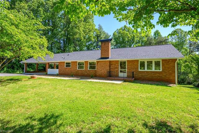 693 Nc Highway 801 S, Advance, NC 27006 (MLS #976684) :: Berkshire Hathaway HomeServices Carolinas Realty