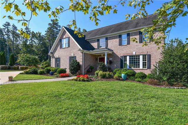 4606 Brookmont Court, Greensboro, NC 27406 (MLS #976720) :: Berkshire Hathaway HomeServices Carolinas Realty