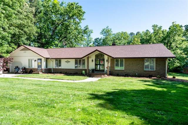 4007 Belvoir Drive, Greensboro, NC 27406 (MLS #976738) :: Berkshire Hathaway HomeServices Carolinas Realty