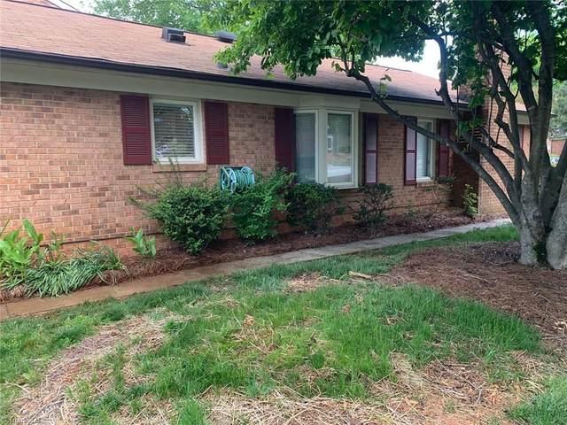 4832 Tower Road, Greensboro, NC 27410 (MLS #976756) :: Berkshire Hathaway HomeServices Carolinas Realty