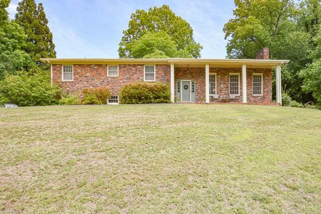 2654 Wessex Road, Winston Salem, NC 27106 (MLS #976772) :: Berkshire Hathaway HomeServices Carolinas Realty
