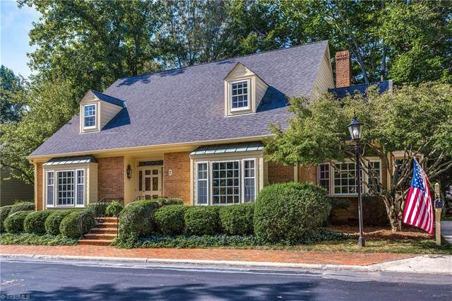 7 Ashton Square, Greensboro, NC 27408 (MLS #976787) :: Berkshire Hathaway HomeServices Carolinas Realty