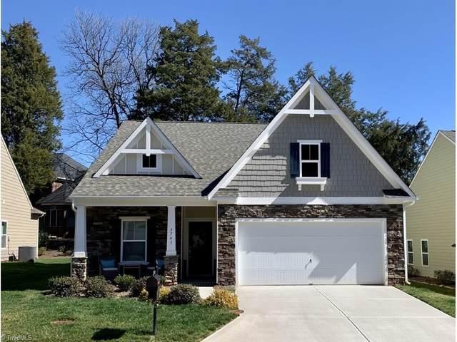 3741 Littlebrook Drive, Clemmons, NC 27012 (MLS #976793) :: Ward & Ward Properties, LLC