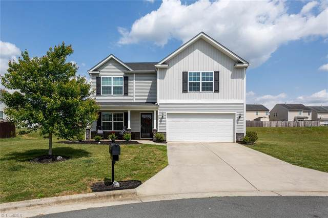 693 Trotters Run Court, Whitsett, NC 27377 (MLS #976801) :: Berkshire Hathaway HomeServices Carolinas Realty