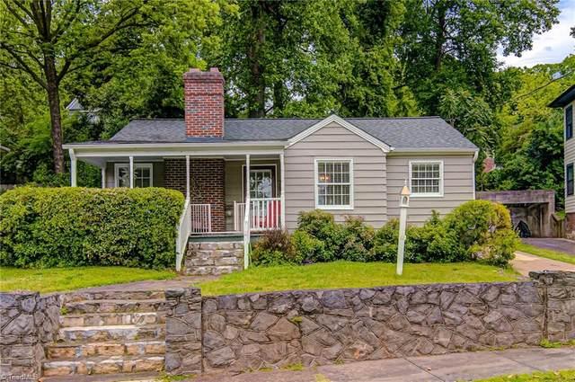 1134 West End Boulevard, Winston Salem, NC 27101 (MLS #976817) :: Ward & Ward Properties, LLC