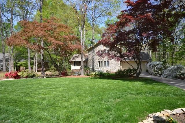 2810 Lake Forest Drive, Greensboro, NC 27408 (MLS #976845) :: Berkshire Hathaway HomeServices Carolinas Realty