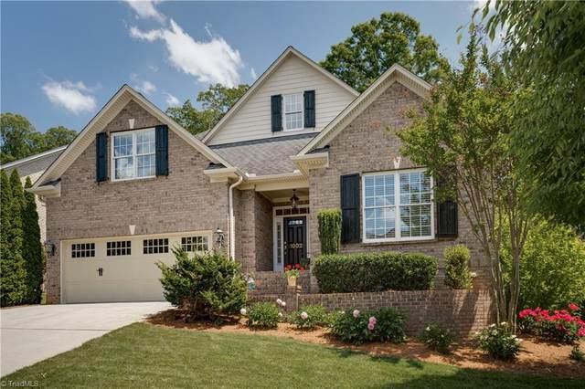 1002 Hounslow Drive, Greensboro, NC 27410 (MLS #976854) :: Team Nicholson