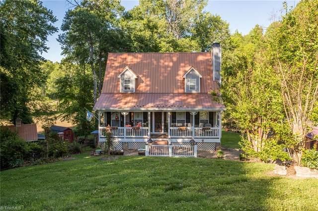 157 Windy Pointe Court, Lexington, NC 27295 (MLS #976865) :: Berkshire Hathaway HomeServices Carolinas Realty