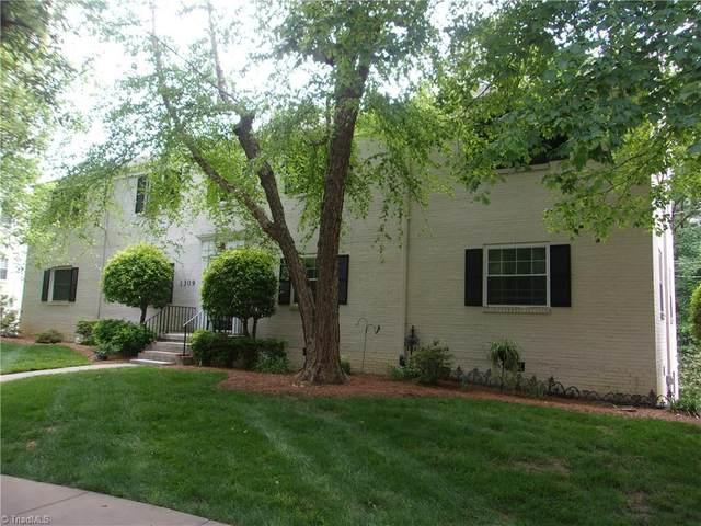 1309 Eaton Place D, High Point, NC 27262 (MLS #976866) :: Ward & Ward Properties, LLC