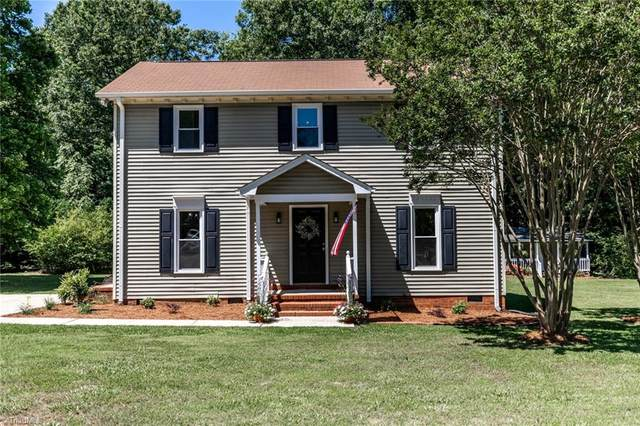 2842 Bevill Oaks Road, Browns Summit, NC 27214 (MLS #976871) :: Berkshire Hathaway HomeServices Carolinas Realty