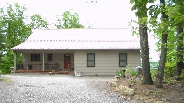 4602 Staghorn Road, Purlear, NC 28665 (MLS #976895) :: Ward & Ward Properties, LLC