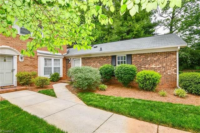 4812 Tower Road A, Greensboro, NC 27410 (MLS #976907) :: Berkshire Hathaway HomeServices Carolinas Realty
