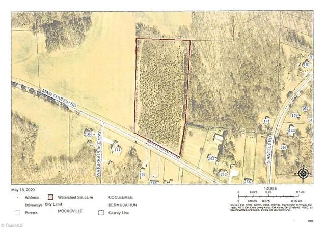 0 Main Church Road, Mocksville, NC 27028 (MLS #976944) :: Berkshire Hathaway HomeServices Carolinas Realty