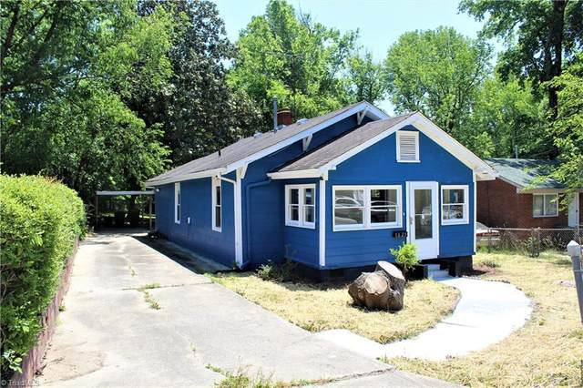 1625 Willow Road, Greensboro, NC 27401 (MLS #976970) :: Ward & Ward Properties, LLC