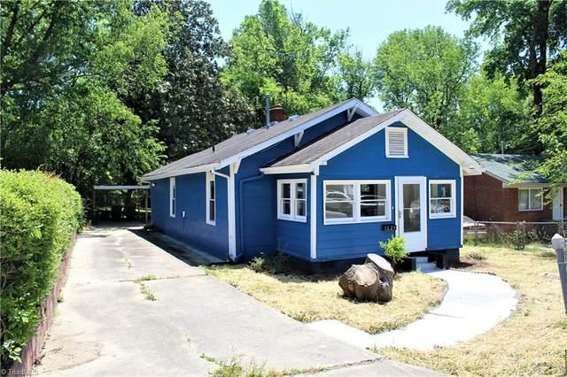 1625 Willow Road, Greensboro, NC 27401 (#976970) :: Premier Realty NC