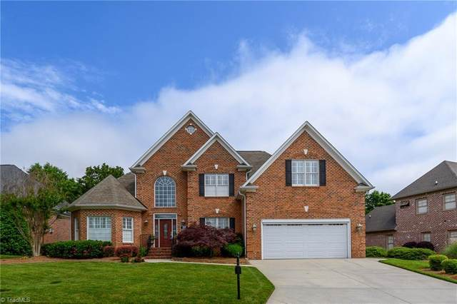 2109 Waterford Village Drive, Clemmons, NC 27012 (#977008) :: Premier Realty NC