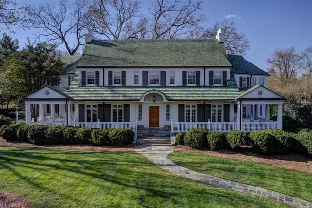 902 Forest Hill Drive, High Point, NC 27262 (MLS #977015) :: Ward & Ward Properties, LLC
