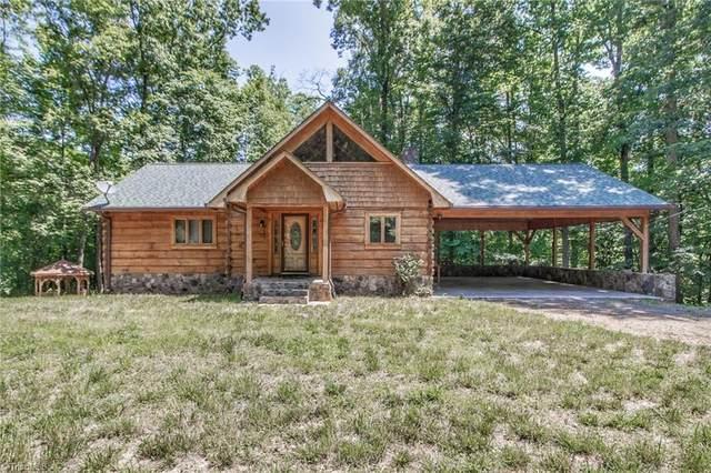 150 Woodvale Drive, Mocksville, NC 27028 (MLS #977075) :: HergGroup Carolinas | Keller Williams