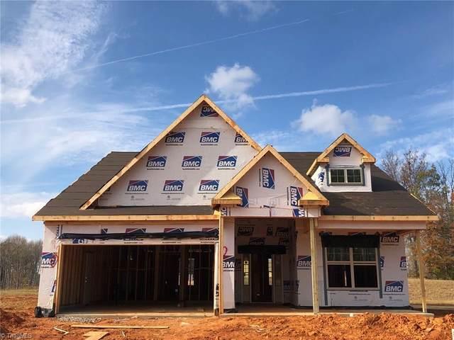 1214 Newton Drive #4, Mebane, NC 27302 (MLS #977115) :: Berkshire Hathaway HomeServices Carolinas Realty