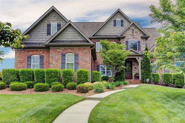 943 Berryhill Lane, Winston Salem, NC 27106 (MLS #977117) :: Berkshire Hathaway HomeServices Carolinas Realty