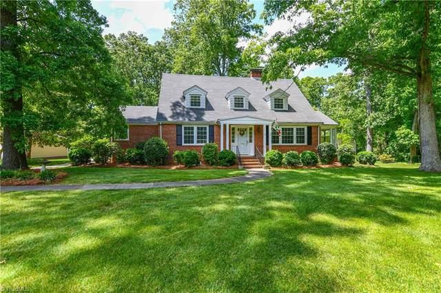 1003 Westridge Road, Greensboro, NC 27410 (MLS #977127) :: Team Nicholson
