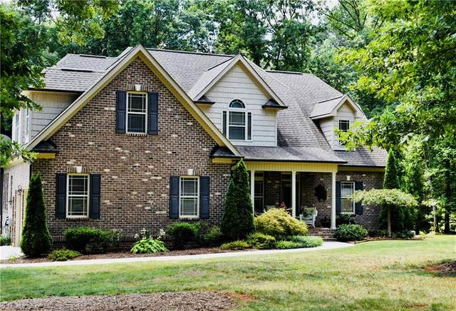 7004 Summertime Drive, Gibsonville, NC 27249 (MLS #977129) :: Team Nicholson