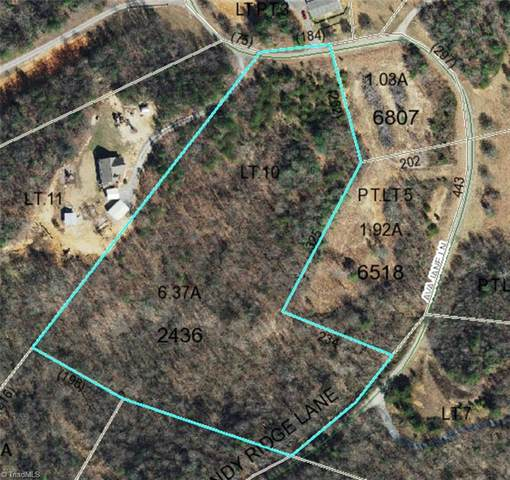10 Ava Jane Lane, Jonesville, NC 28642 (MLS #977141) :: Ward & Ward Properties, LLC
