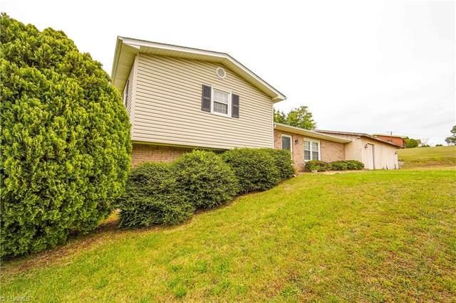 133 East Drive, Thomasville, NC 27360 (MLS #977179) :: Ward & Ward Properties, LLC