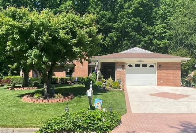 5325 Summerwood Drive, Greensboro, NC 27455 (MLS #977189) :: Team Nicholson